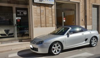 MG TF 120 cv 1.8 16V Stepspeed full