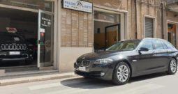 BMW Serie 5 520d Touring Futura aut.
