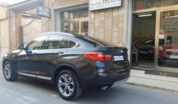 BMW X4 xDrive20d xLine 190 cv auto full