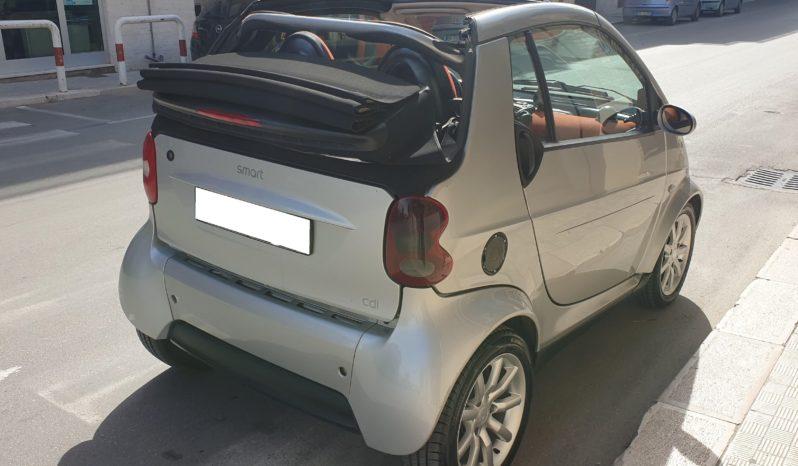 SMART fortwo cabrio 800 cdi full