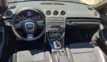 AUDI A4 Cabriolet 2.0 TDI Multitronic S-line full